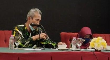 SOSIALISASI PENGELOLAAN KEARSIPAN LINGKUP BPKAD PROV. JAWA TENGAH